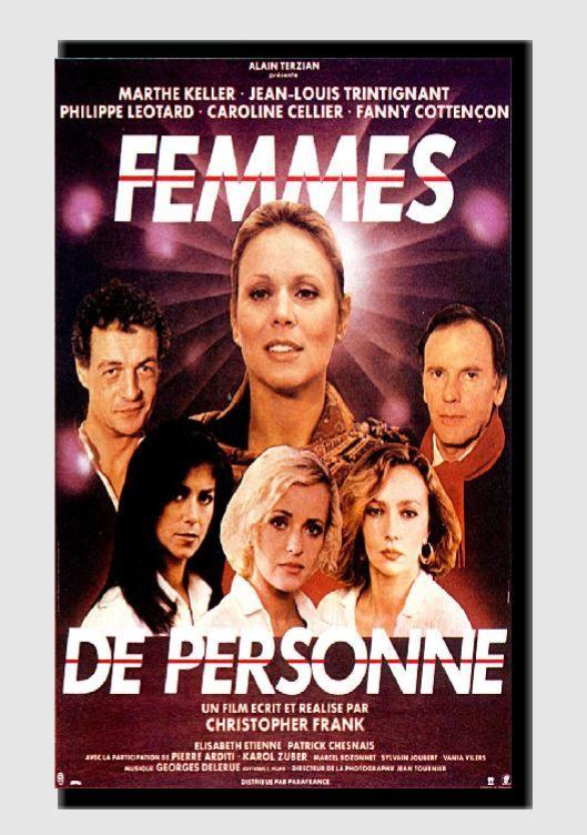 FEMMES de PERSONNE avec  marthe Keller et Caroline Cellier 0 Malo Les Bains (59)