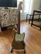 FENDER PLAYER MUSTANG MEXICAINE FIREMIST GOLD