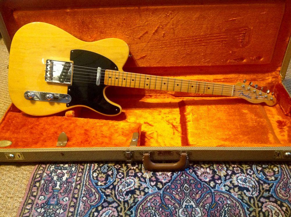 Fender Telecaster american vintage '52 1200 Vernouillet (78)