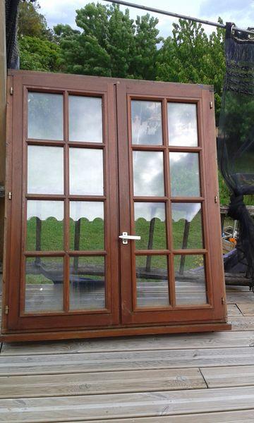 Fenêtre bois double vitrage  petit bois 0 Niort (79)