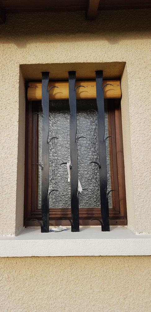 Fenêtre en bois exotique 1 vantail  80 Bergerac (24)