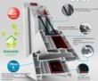 Fenêtre - PVC - standard ou sur mesure Bricolage