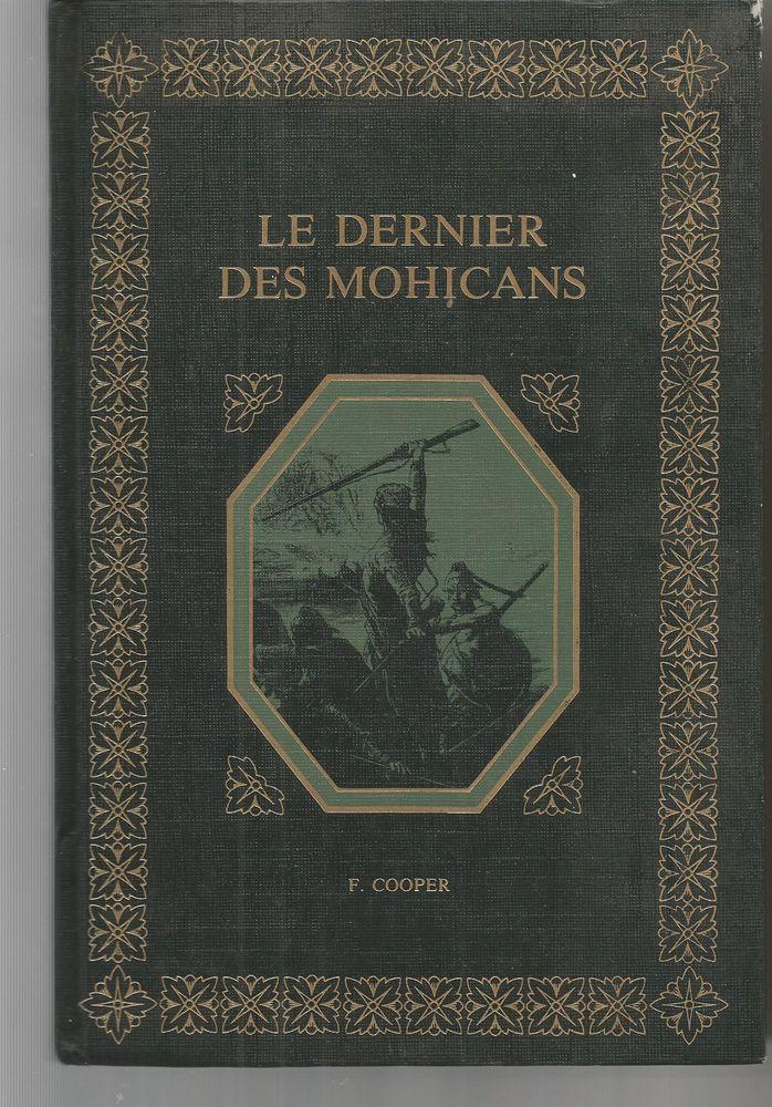 FENIMORE COOPER : Le dernier des Mohicans - 5 Montauban (82)