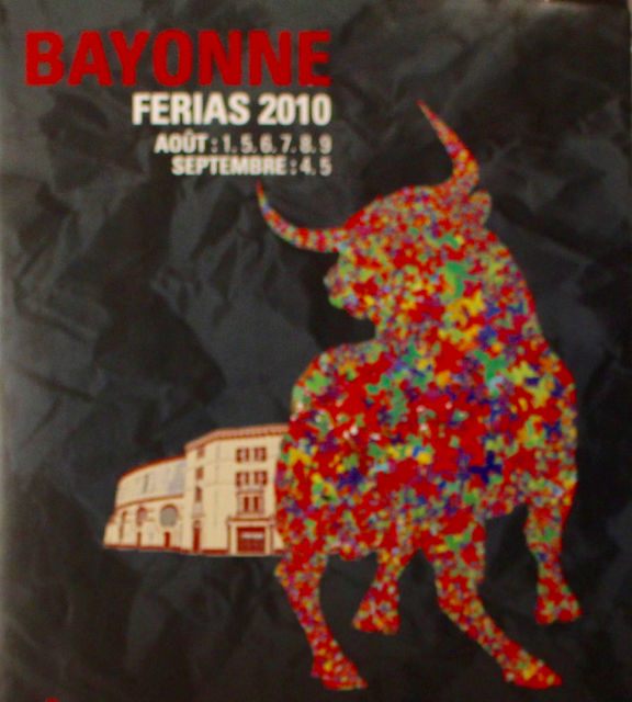 FERIA DE BAYONNE  2010    19 Anglet (64)