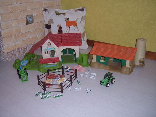 ferme enfant 15 Vétheuil (95)