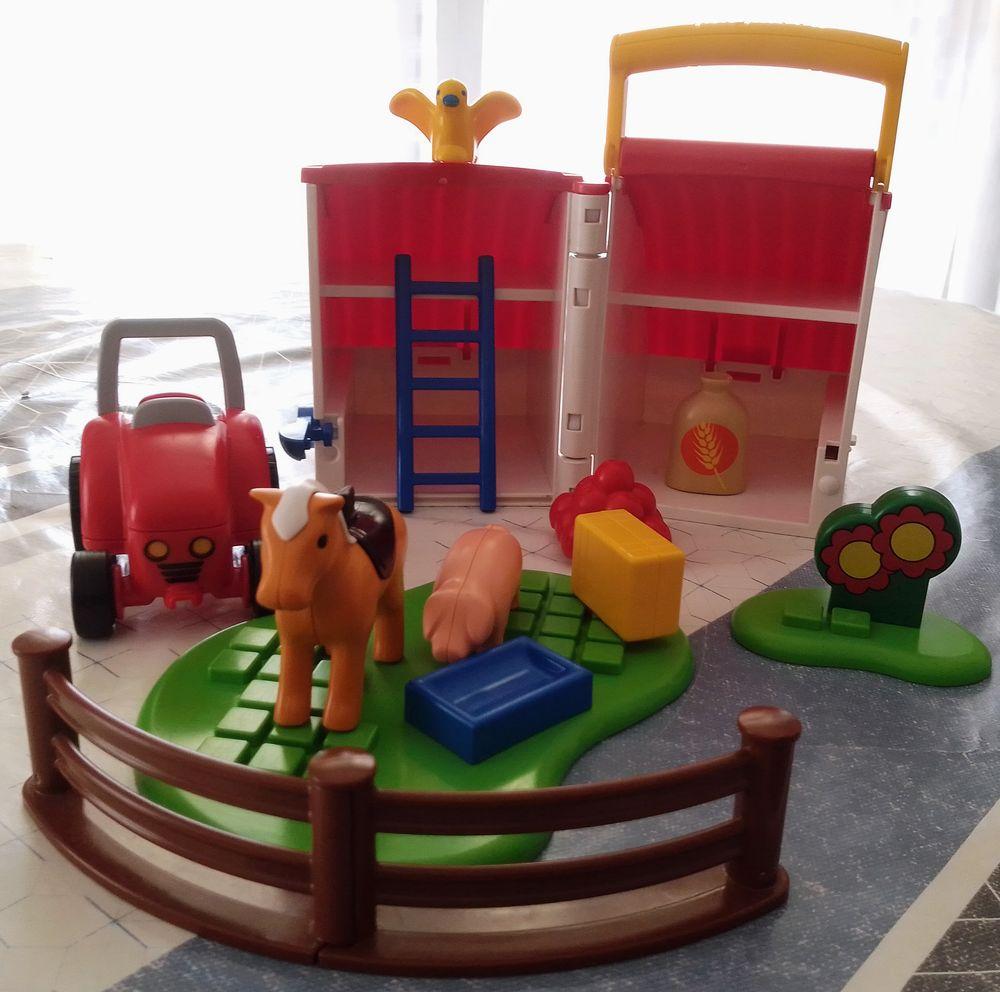 Ferme playmobil 123 10 Plaisir (78)