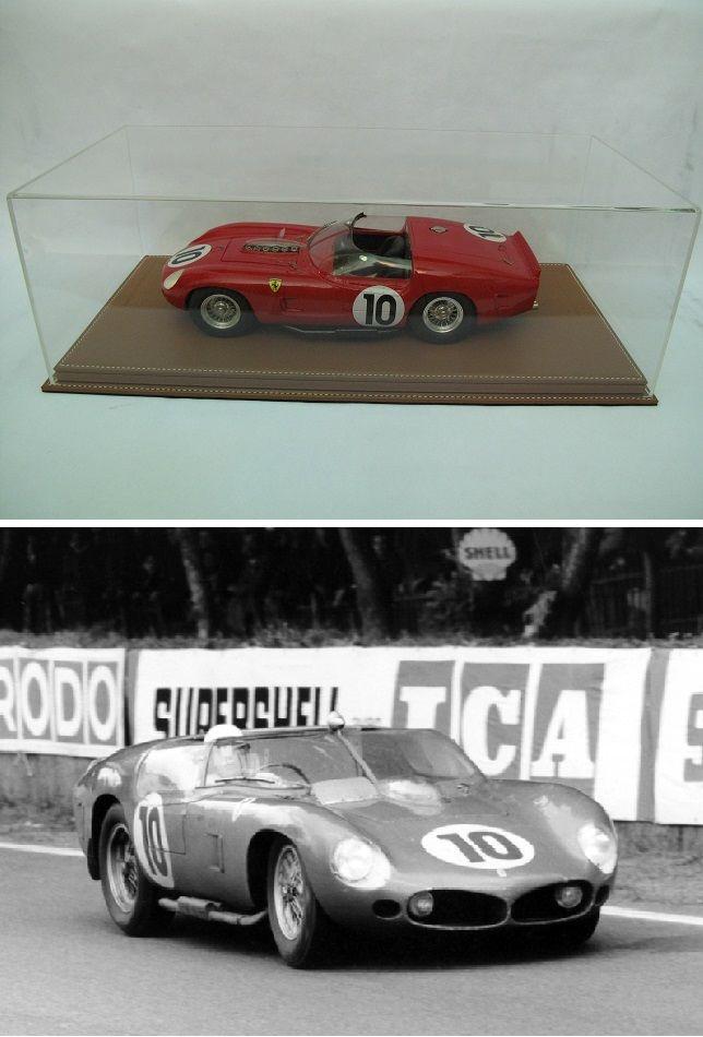 Ferrari 250TRi n°10 Le Mans 1961 MG Models 1/12 1600 Saint-Amand-les-Eaux (59)
