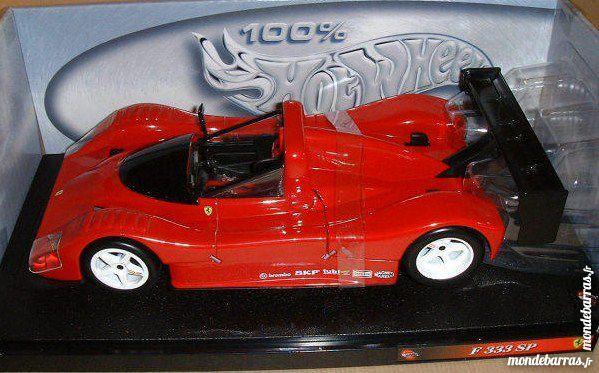 Ferrari 333sp de 1994 au 1/18 60 Bouafle (78)