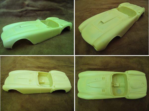 Ferrari 375MM 1953 spider kit carrosserie1/18 RARE 100 Saint-Amand-les-Eaux (59)