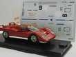 Ferrari 512 M (N°6) classée 21ème Le Mans 1971