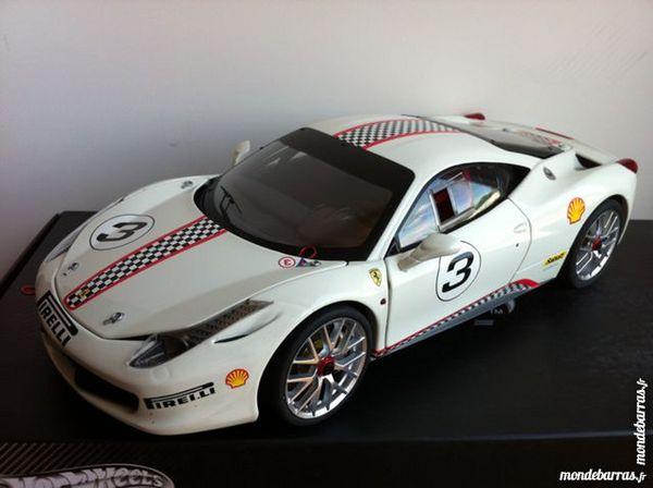 Ferrari 458 coupe challenge de 2010 au 1/18 120 Bouafle (78)