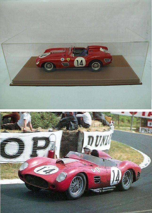 Ferrari 250 TR n°14 Le Mans 1959 1/12 MG Models 1600 Saint-Amand-les-Eaux (59)