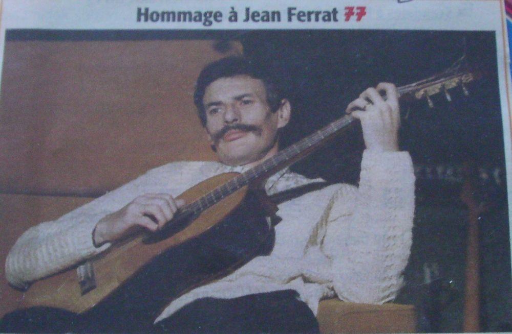 DVD J. FERRAT - hommage, porteur d'espoir, Vivement dimanche DVD et blu-ray