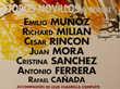 """""""FESTIVAL TAURIN MONT DE MARSAN 19/04/1998 . """" Décoration"""