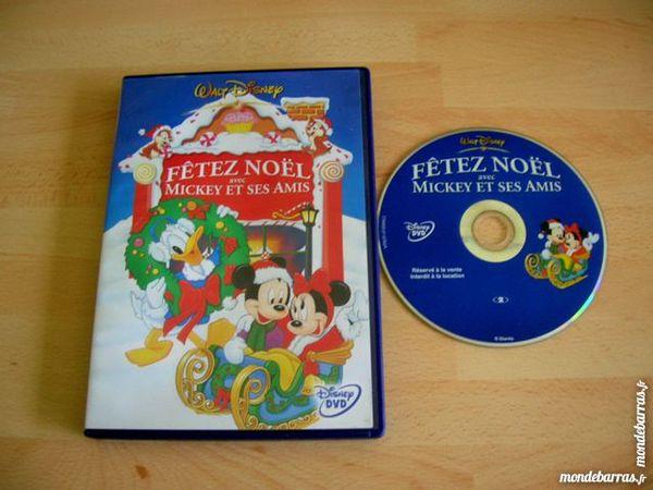 DVD FETEZ NOEL avec MICKEY ET SES AMIS 7 Nantes (44)