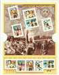 FEUILLETS TIMBRES NEUF