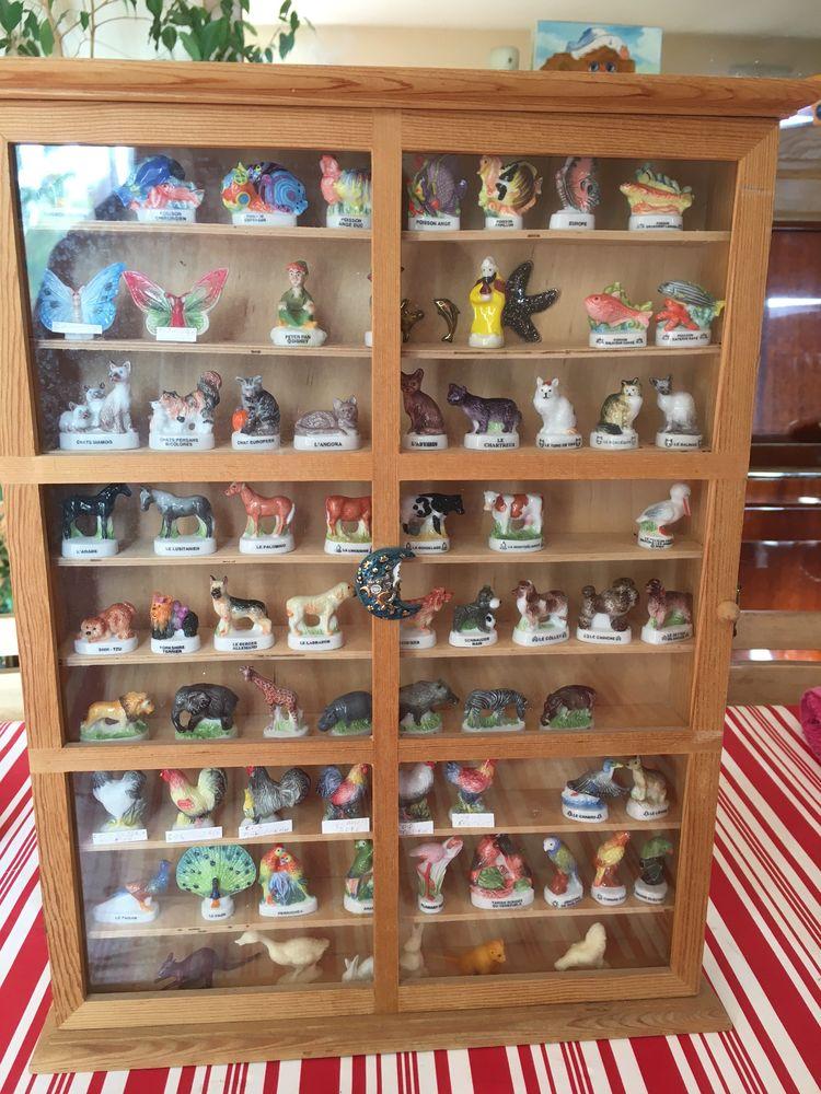 Fèves de collection 10 Vert-le-Petit (91)