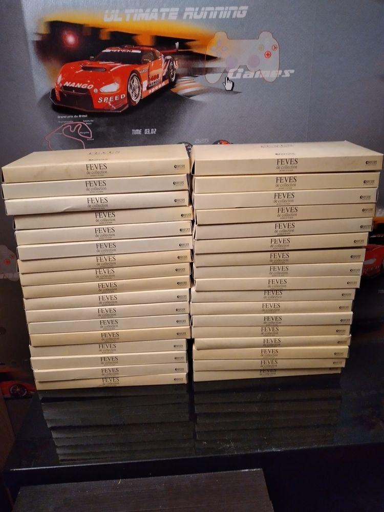 612 Fèves de Collection 0 Montgeron (91)