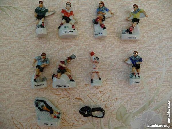 10 fèves Football 10 Montigny-le-Bretonneux (78)