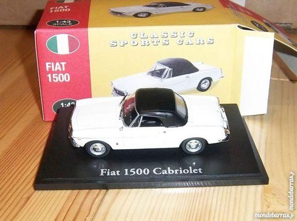 Fiat 1500 spider 1961 miniature 1/43 Neuf Boite 17 Guînes (62)