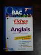 Fiches détachables Anglais - Objectif Bac (Hachette)