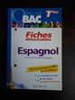 Fiches détachables Espagnol - Objectif Bac (Hachette)