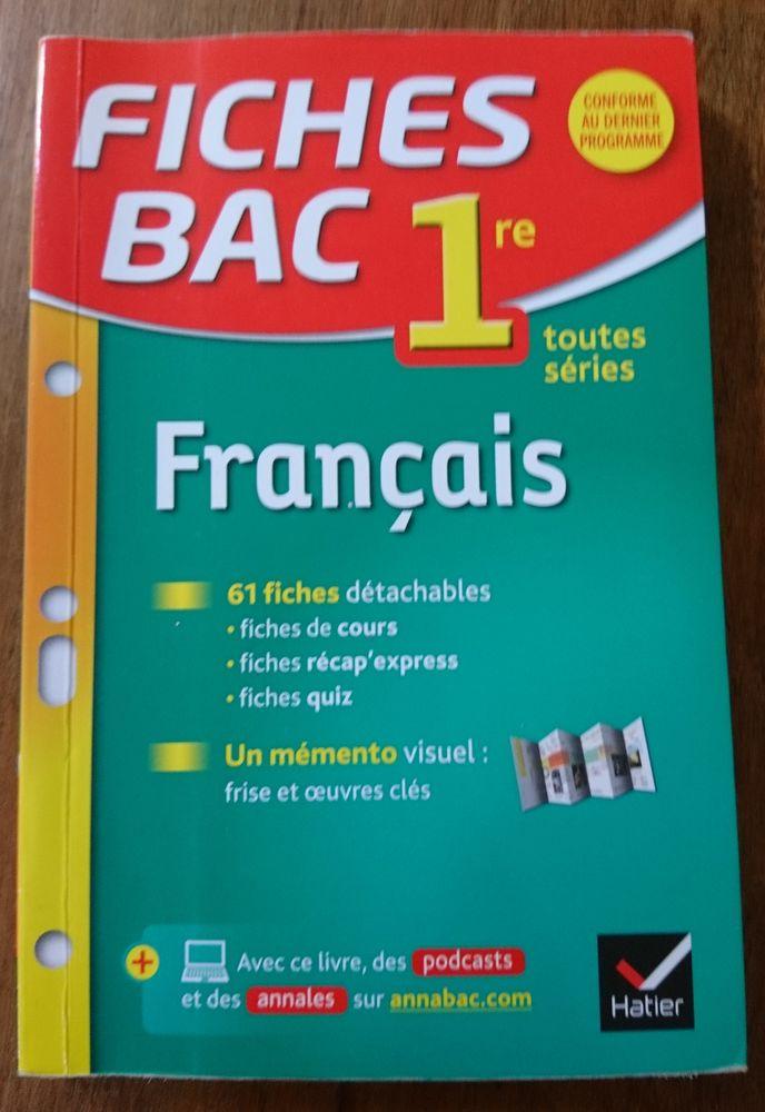 Fiches de Français première toutes séries 5 Gaas (40)