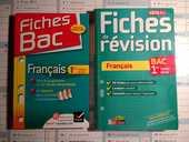 Fiches révisions bac Français 1ère toutes séries 0 Ugine (73)