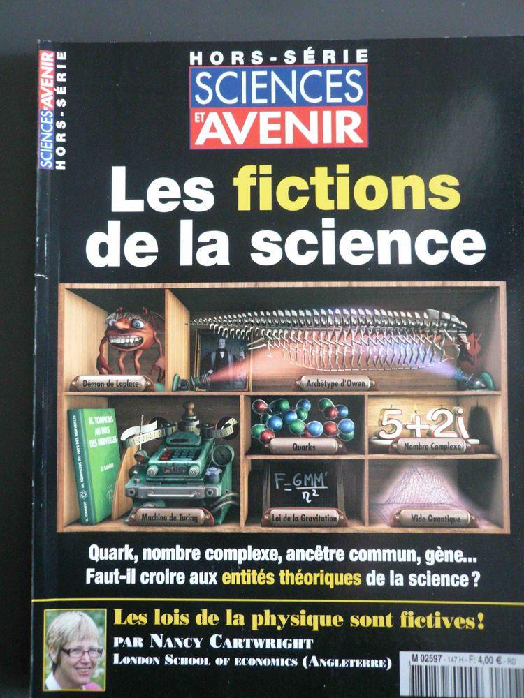 Les fictions de la science,  3 Rennes (35)