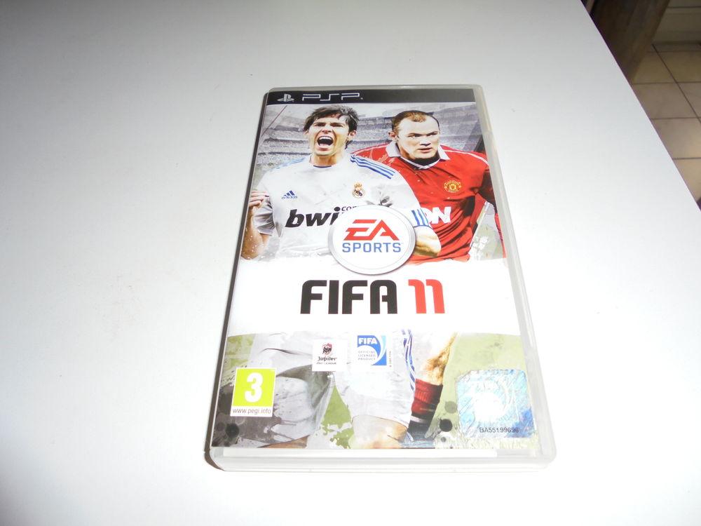 jeu fifa 2011 pour psp Consoles et jeux vidéos