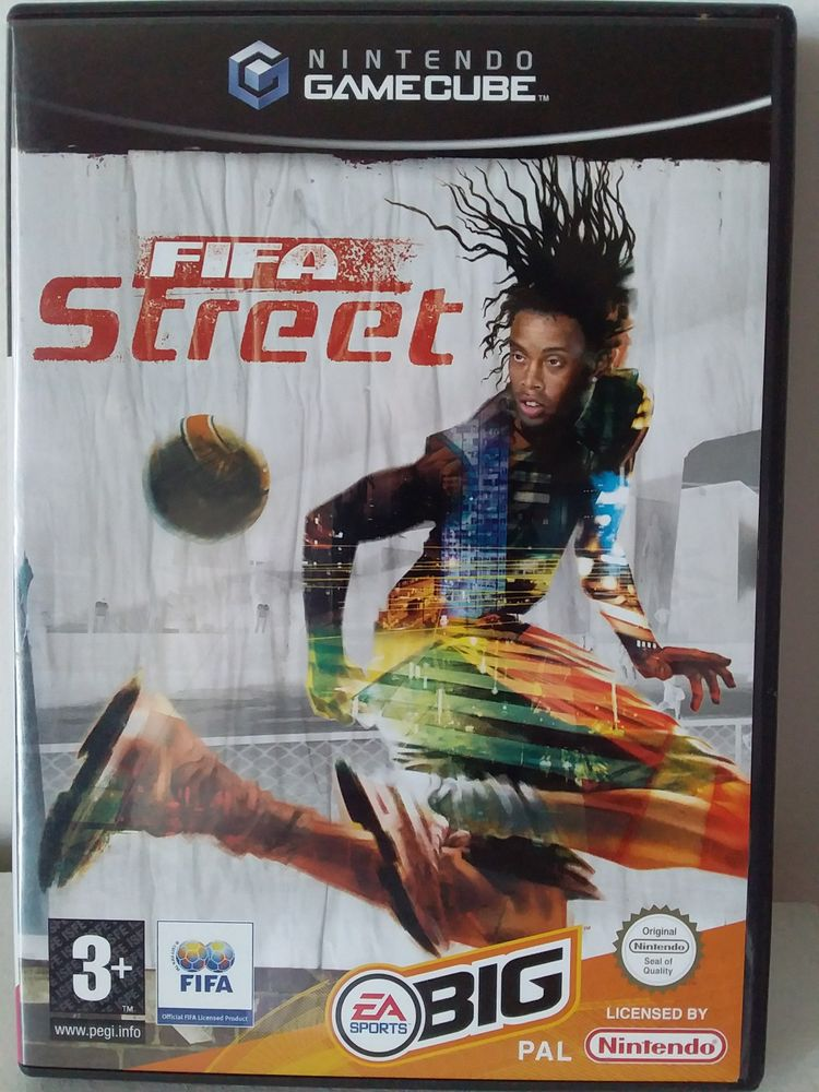 FIFA STREET Consoles et jeux vidéos