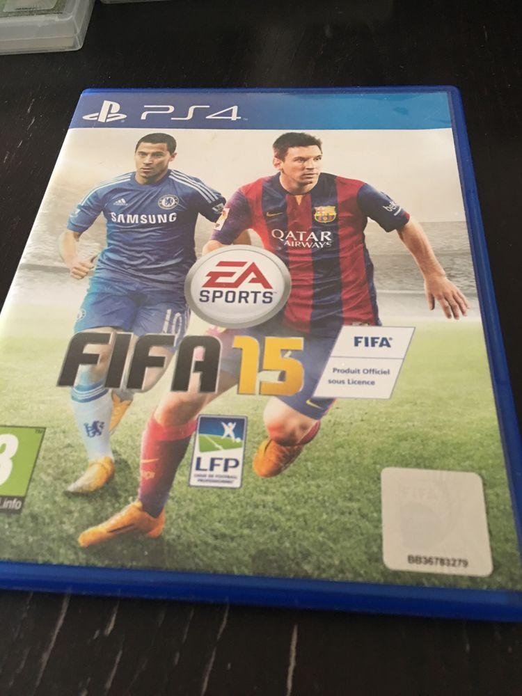 jeu ps4 FIFA 15 2 Wattignies (59)