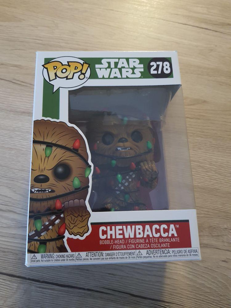 Figurine POP Chewbacca