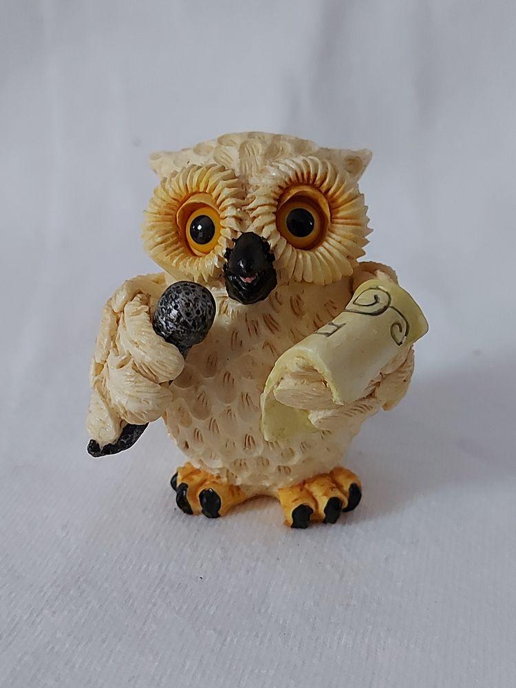 Figurine Chouette avec micro Etat neuf 7 Taverny (95)