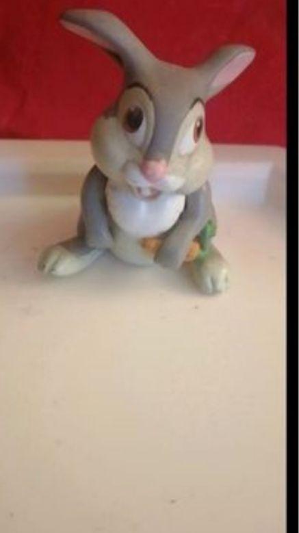Figurine lapin 2 Mulhouse (68)
