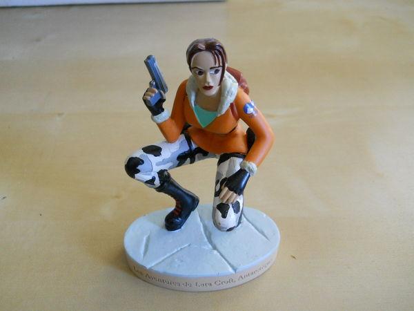 Figurine Lara Croft n°1/ Tomb Raider/Edition Atlas 7 Toulouse (31)