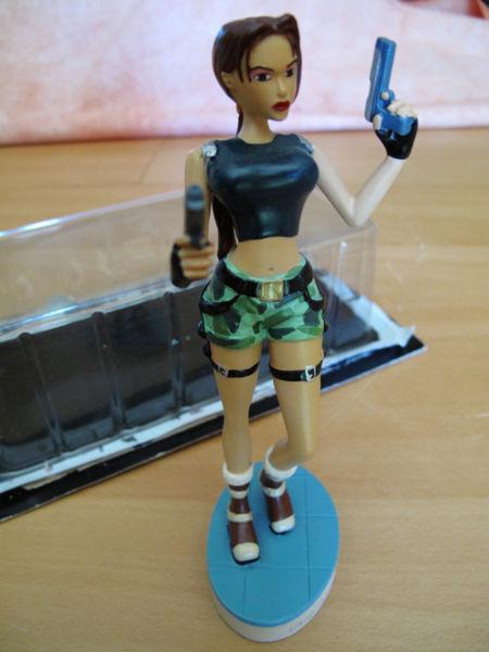 Figurine Lara Croft n°16/Tomb Raider/Edition Atlas 7 Toulouse (31)