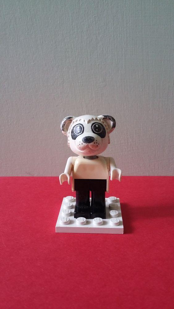 Figurine Légo Fabuland : panda  5 Limoges (87)