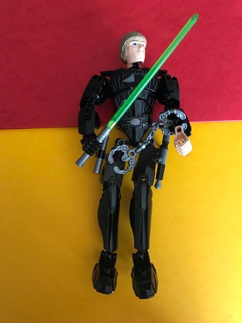 figurine lego star wars luke skywalker avec notice  0 Provins (77)