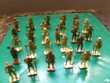 Lot de 29 figurine en métal KINDER COLLECTION ANNEE 1990