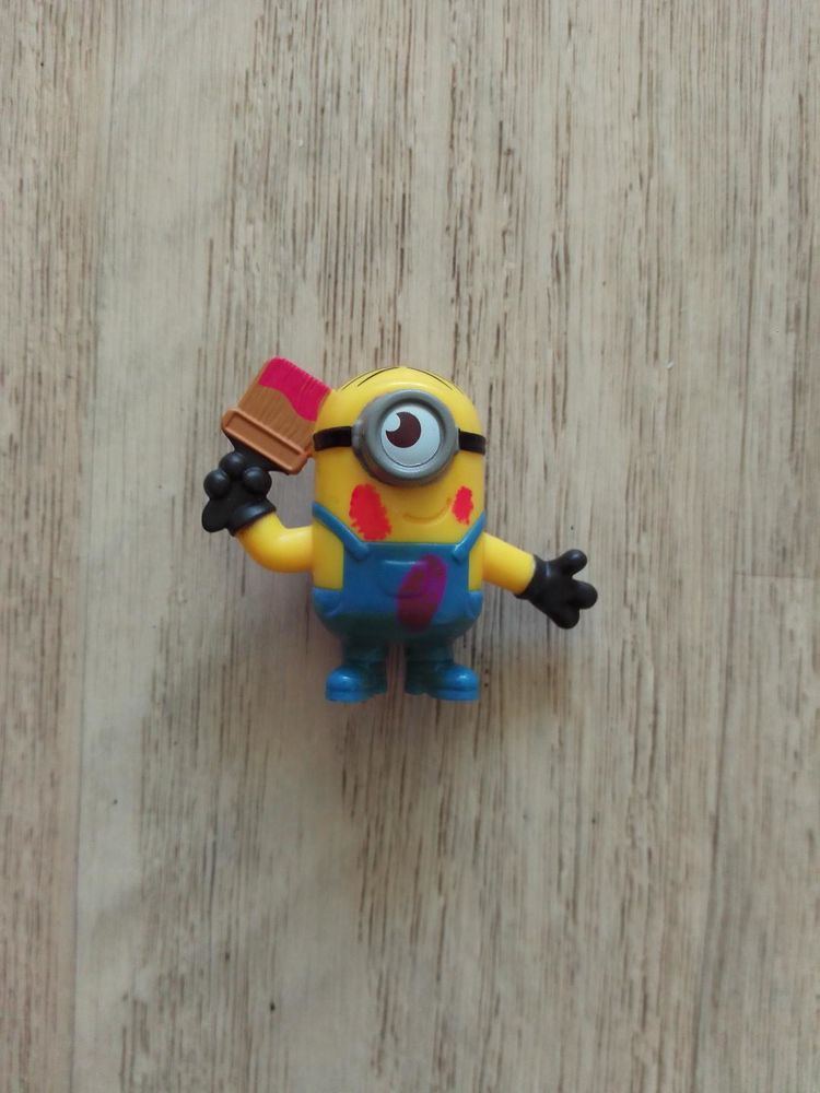 Figurine Minions Mac Donald's 1 Aurillac (15)