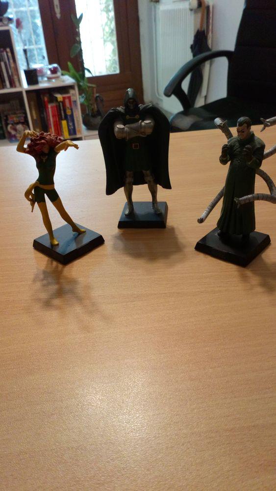 figurine Dr muerte  n° 9099 AGL  jean grey/fenix agy /5319   0 Pierrelaye (95)