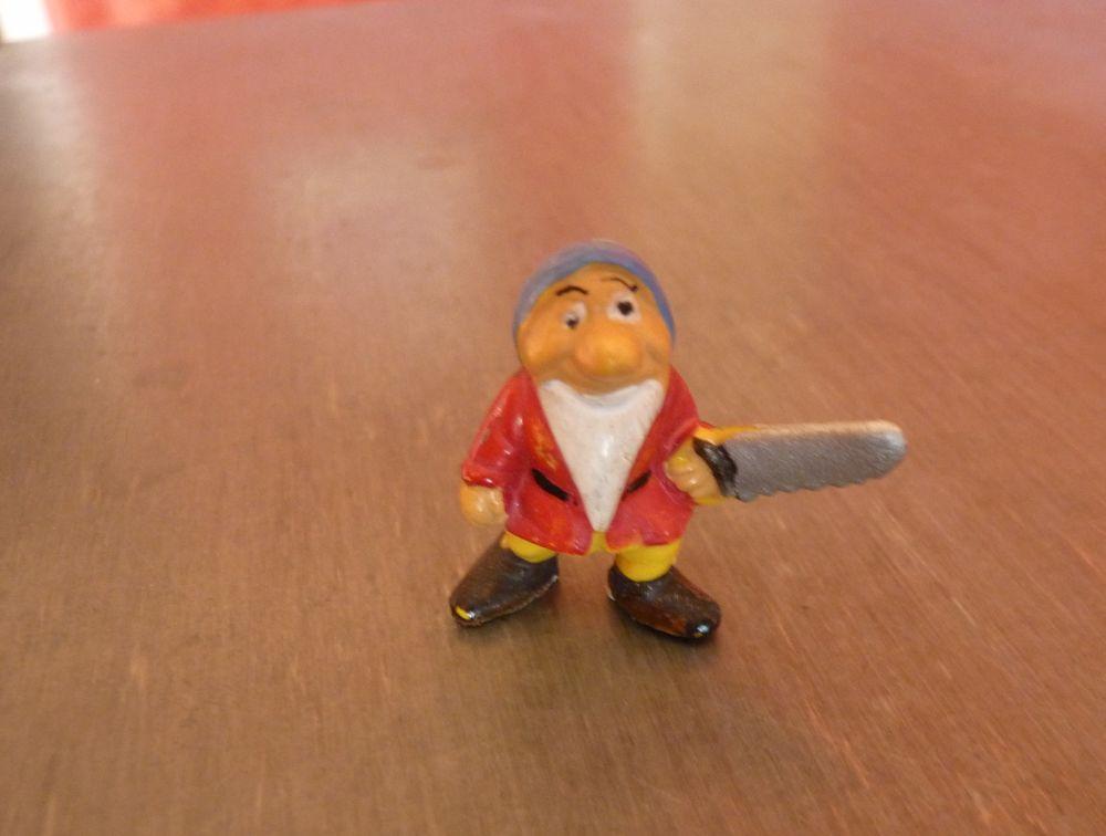 Figurine nain Grincheux WALT DISNEY 6 Saint-Pargoire (34)
