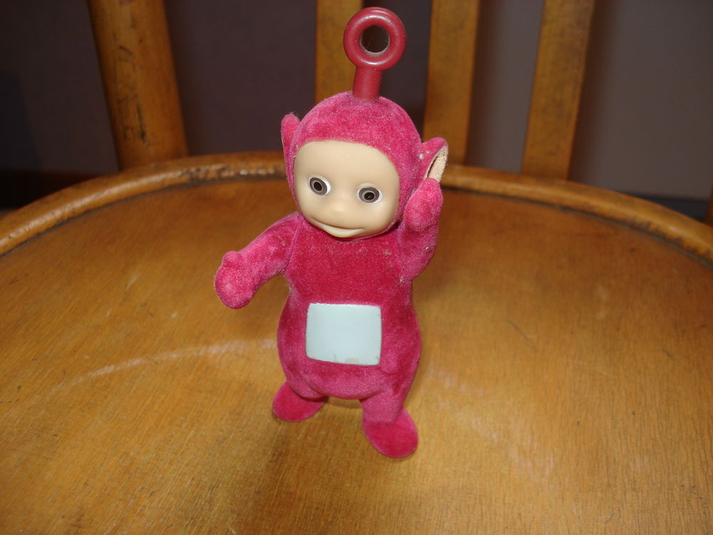 Figurine en plastique Télétubbies bisounours 7 Mérignies (59)