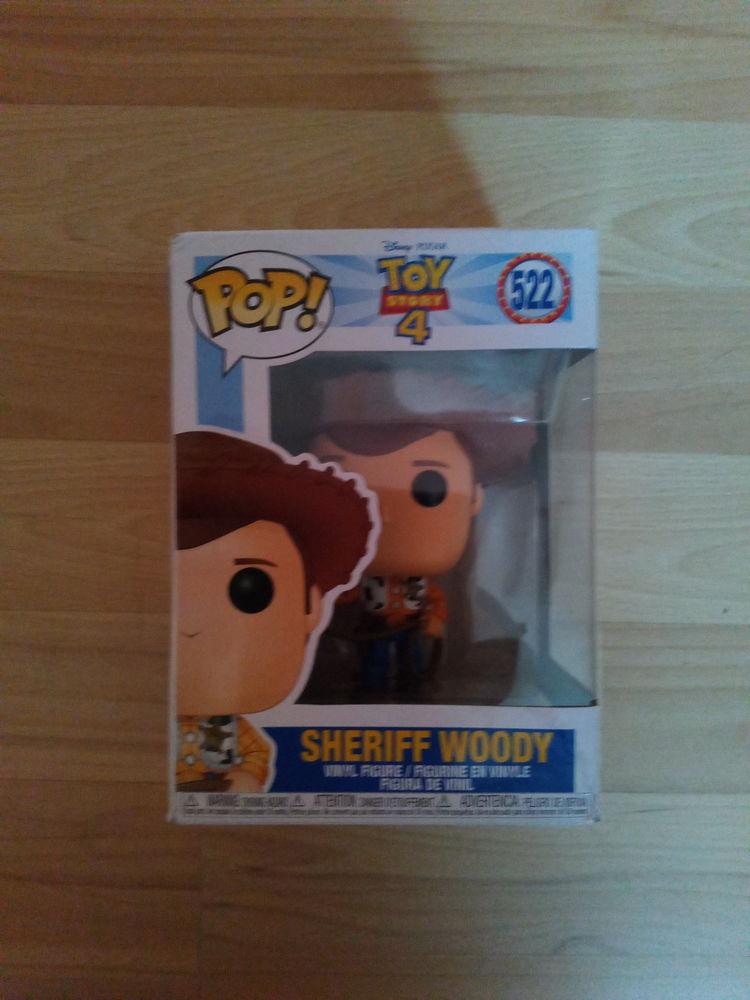 Figurine Sheriff Woody (Neuve) 12 Ardoix (07)