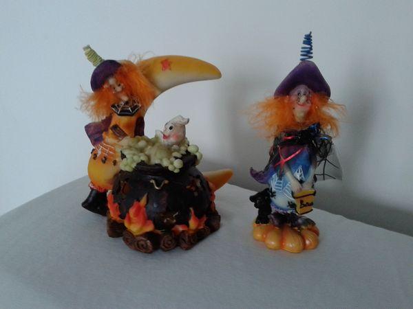 Figurine sorcière 3 Barentin (76)