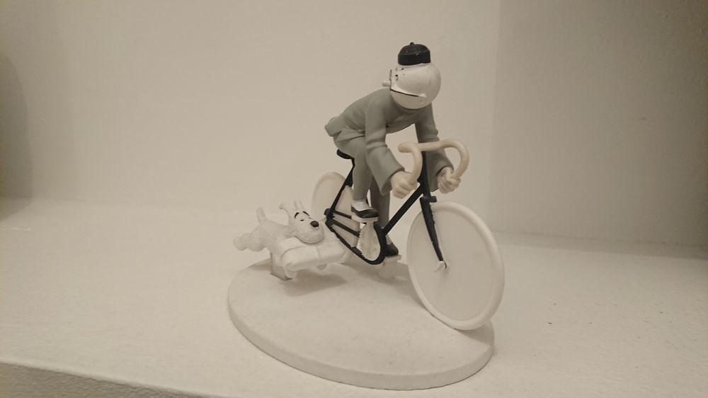 Figurine tintin hors serie avec livret et certificat  45 Ronchin (59)