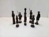 Lot de figurines en bois 15 Toulouse (31)