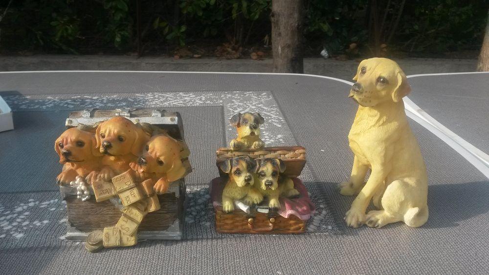 Lot de figurines chiens et chats  10 Saint-Cyr-sur-Mer (83)