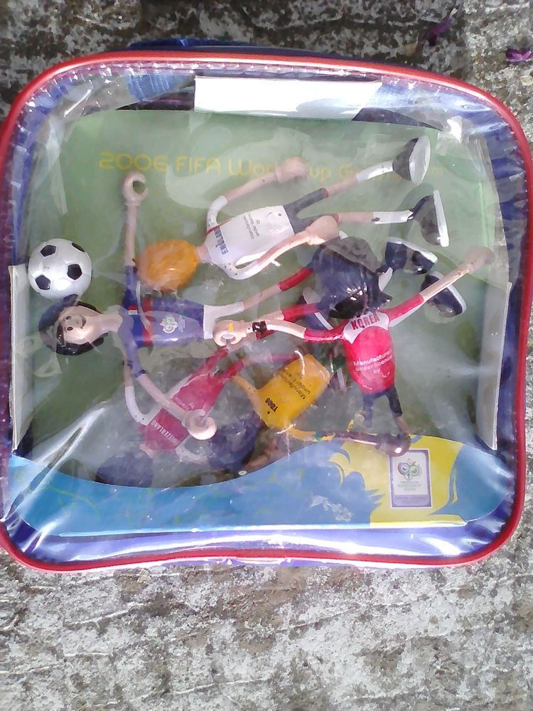 Lot figurines Fifa 2006 Wordl Cup Germany